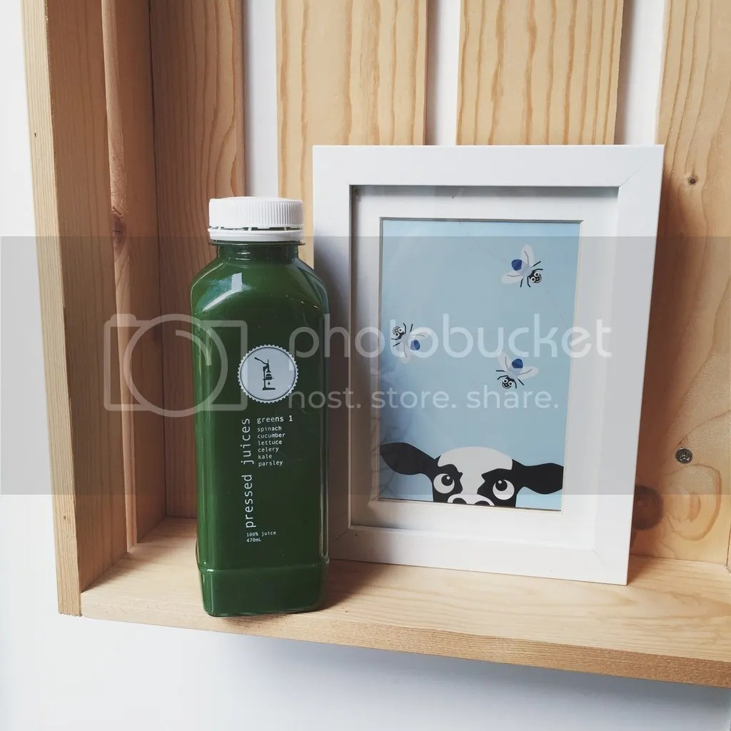 Pressed Juices Hong Kong