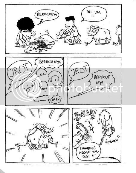 Kumpulan Komik Komik Pendek Asli Indonesia Kocak Inthedark666
