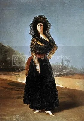 apropos of almost nothing, Goya