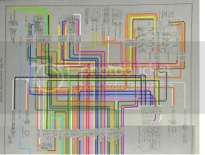 C3 wiring schematic  VetteMOD