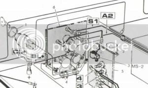 '83 ezgo marathon resistor cart won't reverse