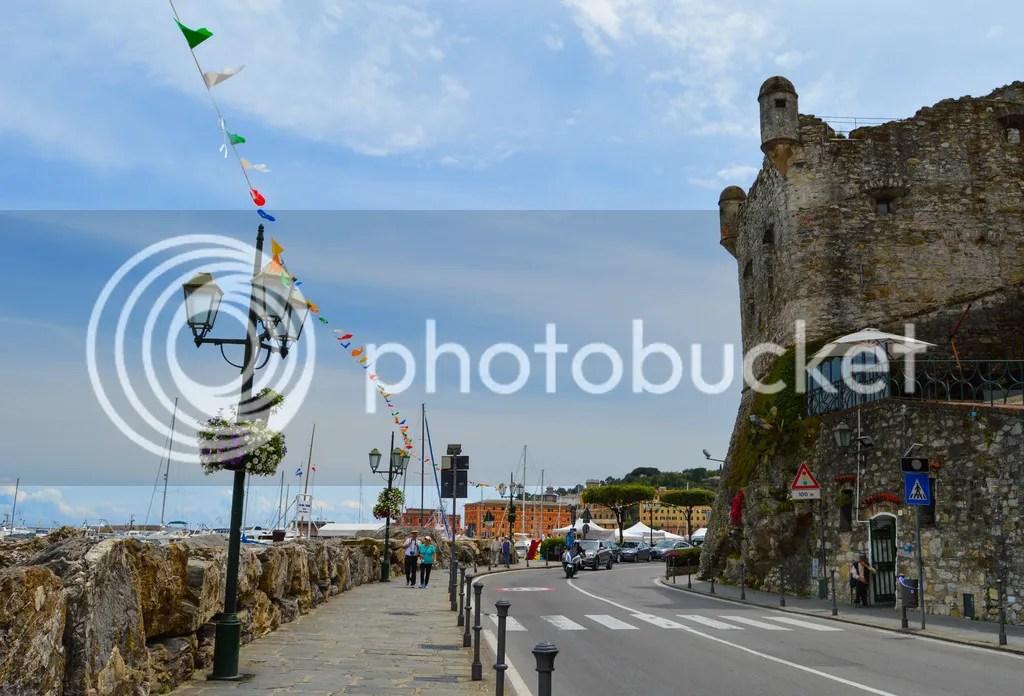 Santa Margherita fort
