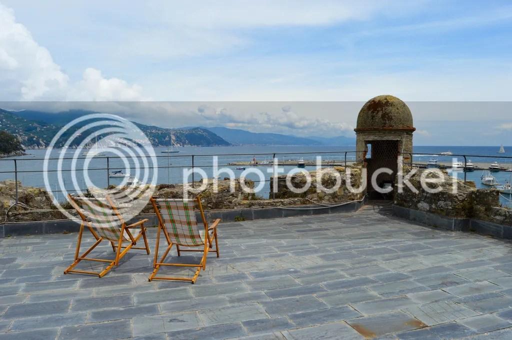 View from Santa Margherita fort