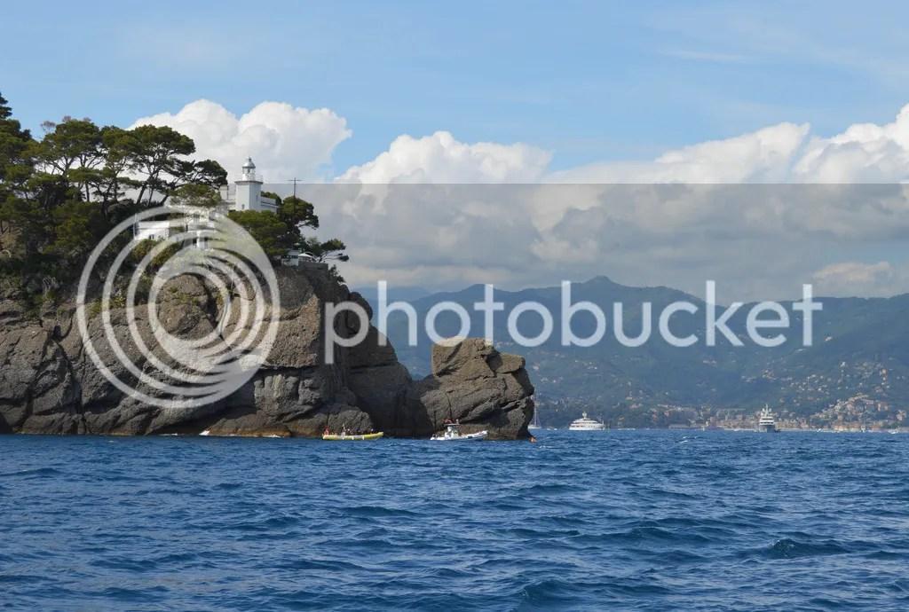 Rugged Coast, Italian Riviera