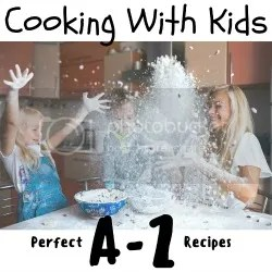 A-Z Cooking With Kids