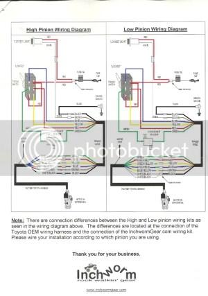 Replacing Elocker Control Switch  Toyota 4Runner Forum
