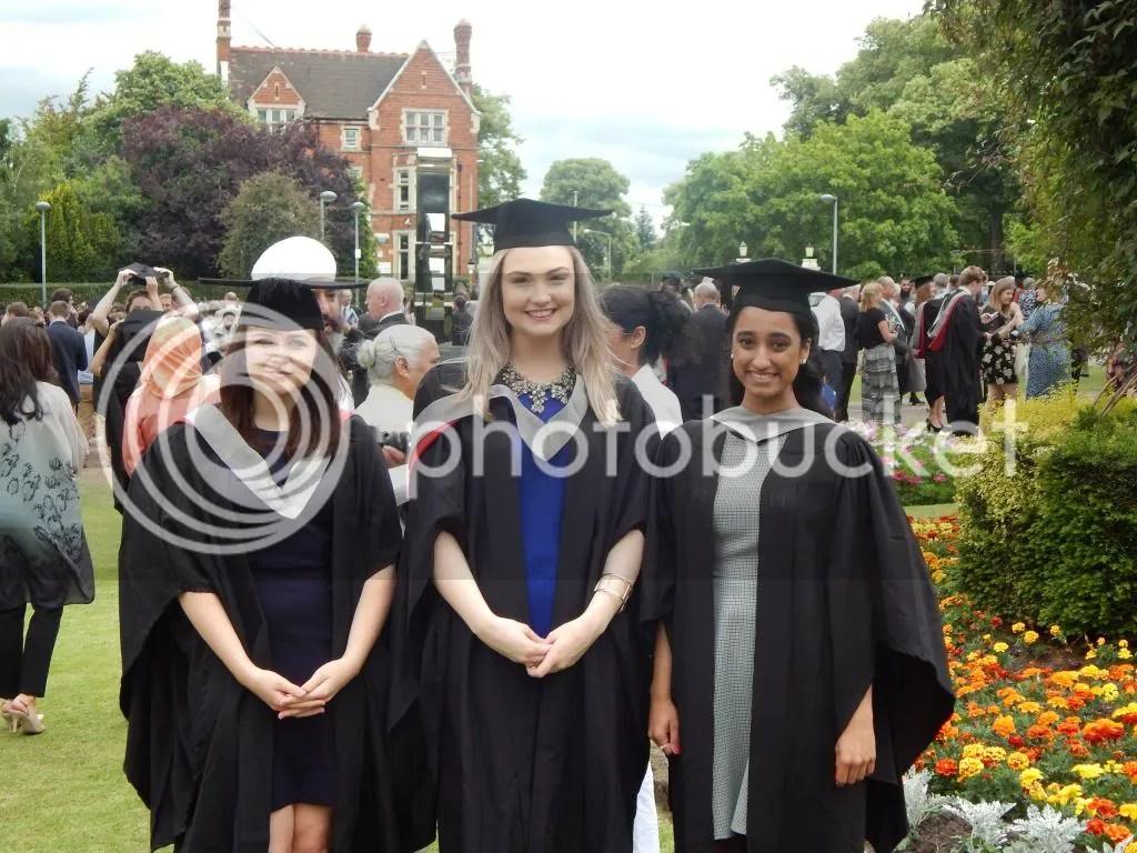 university of leicester graduation