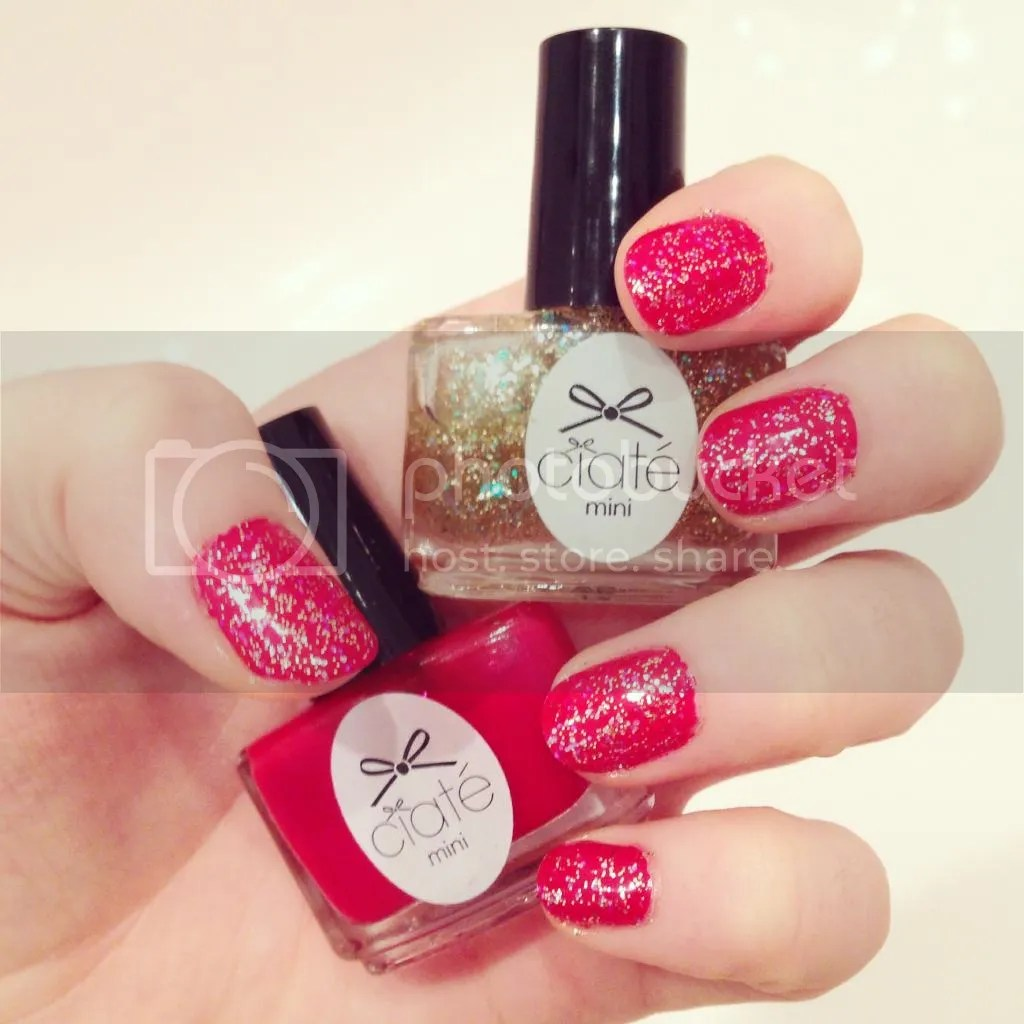 ciate christmas nails