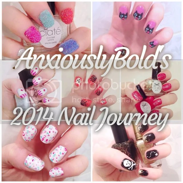 2014 nail journey