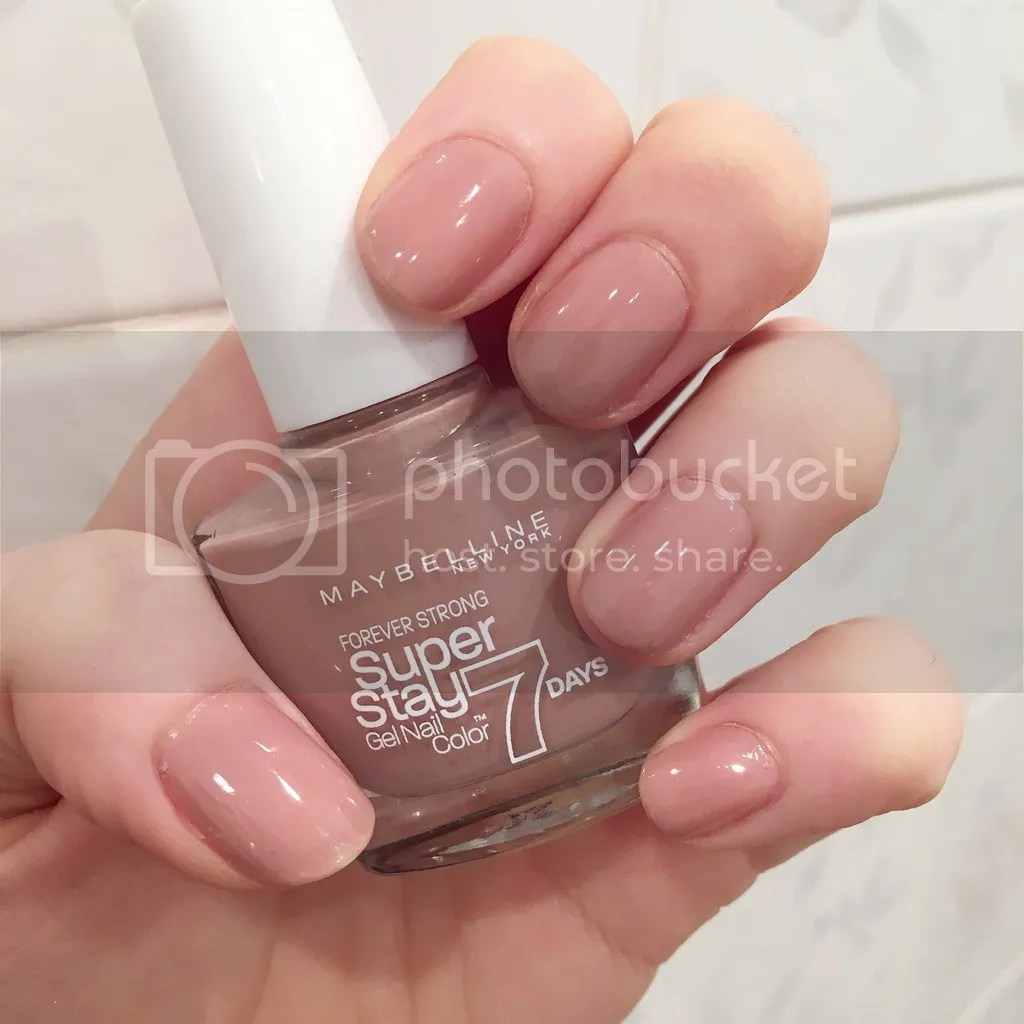 maybelline super stay 7 day nail polish in 130