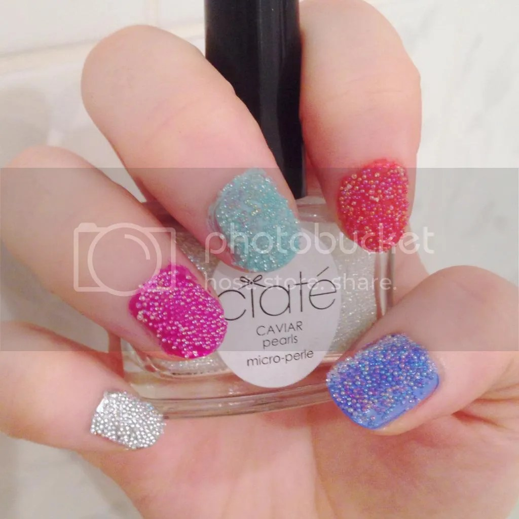 ciate caviar multi colour