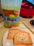 Rudi's Gluten Free Bakery Deli-Style with Caraway Seeds Bread