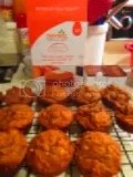 Harvest Muffins made with Zema's Madhouse Foods Gluten Free & Sugar Free Peruvian Sweet Potato Pancake & Waffle Mix