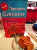 Pamela's Products Gluten Free Mini Cinnamon Grahams