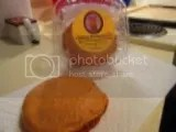 Chubby Bunny Bakery Jumbo Pumpkin Cookies with Caramel Icing