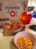 Trader Joe's Pumpkin O's