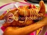 Sophie's Kitchen Gluten Free Coconut Shrimp in a Gluten Free Vegan Coconut Shrimp Po'Boy