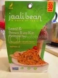 Jaali Bean Cumin and Pea Lentil & Brown Rice Kit