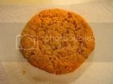CraveRight Gluten Free Jumbo Sesame Crunch Cookie
