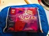 Helwa Enjoy Gluten Free Chocolate Covered Wafers