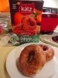 Katz Gluten Free Pumpkin Pie Spiced Glazed Donuts