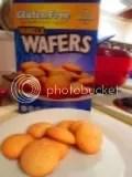Kinnikinnick Foods Gluten Free Vanilla Wafers