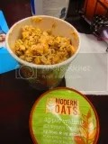 Modern Oats Apple Walnut Oatmeal (prepared)