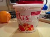 Love Grown Foods Strawberry Raspberry Hot Oats