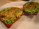 Avocado Toast made with Food For Life Sprouted For Life Gluten Free Original 3 Seed Bread