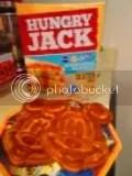 Hungry Jack Gluten Free Funfetti Pancake & Waffle Mix