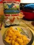Good Boy Organics Organicasaurus Tangy Tomato Baked Corn Puffs