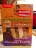 Scratch & Grain Baking Co. Gluten Free Chocolate Truffle Cookie Kit