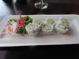 Wasabi's Avocado Maki Roll