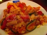 Pasta with Veggies and Marinara