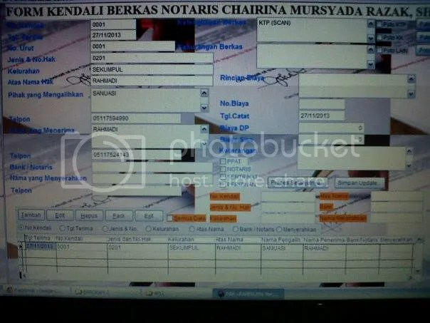 Software NOTARIS dan PPAT