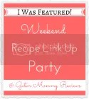 Weekend Recipe Link Up Party