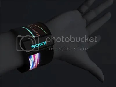 Touchscreen OLED Wrist Computers