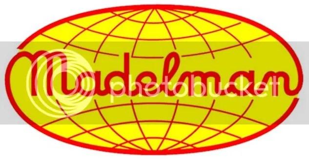 Logo de la empresa Madelman