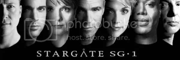 Stargate SG1 Banner Reto