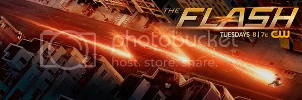The Flash Banner Reto