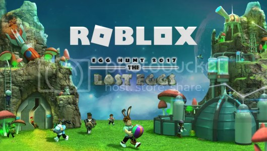 Roblox egg hunt