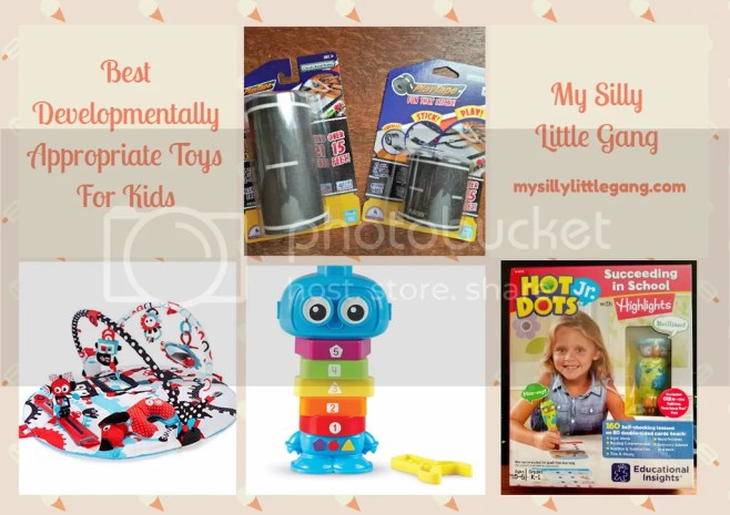 Best Developmentally Appropriate Toys For Kids
