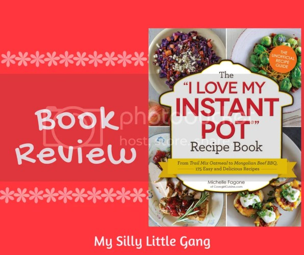 i love my instant pot recipe book book review