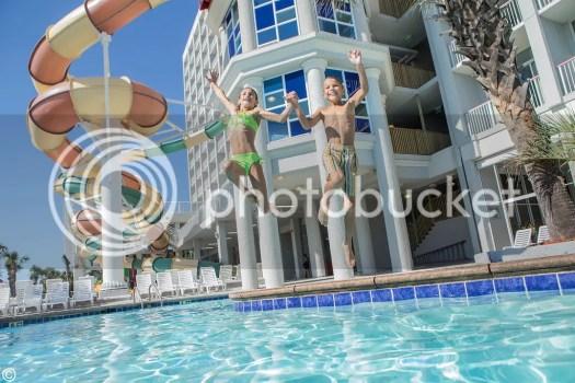 Summer Savings Deals in Myrtle Beach, SC Crown Reef Resort & Waterpark