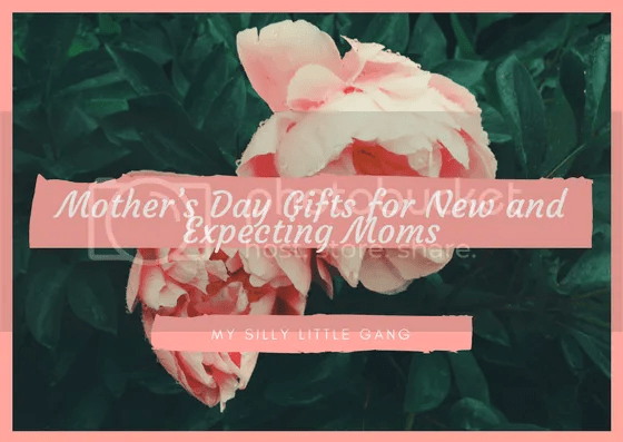 mothers day gifts for new and expecting moms