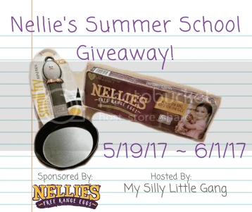 Nellie's Summer School Giveaway
