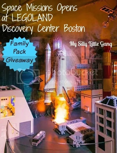 space missions giveaway