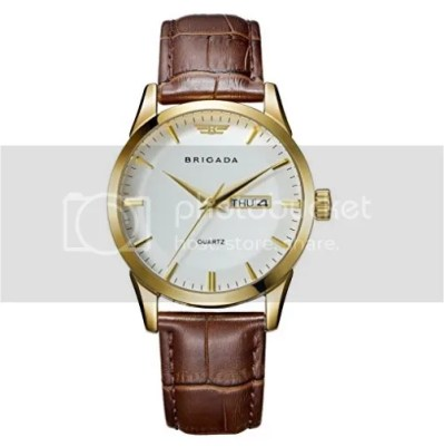 BRIGADA mens watch