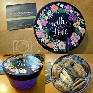 gourmetgiftbaskets Love for Mom Cookie Gift Box