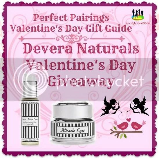 Devera Naturals Valentine's Day giveaway